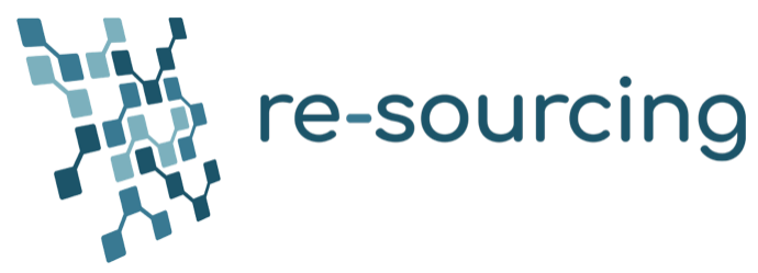 Re-sourcing logo